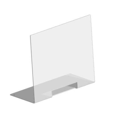 Thekenschutz L-Form, 600x500x6 mm