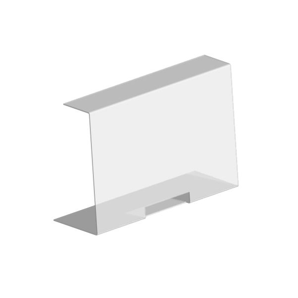 Thekenschutz Arzt, 800x500x6 mm