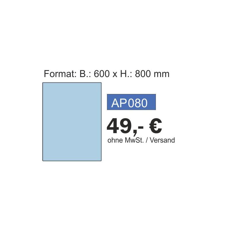 Thekenschutz Individual, 600x800x4 mm