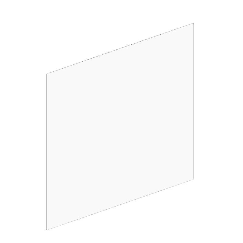 Thekenschutz Individual, 1000x800x4 mm