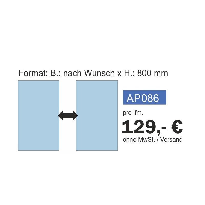 Thekenschutz Individual, 800x4 mm